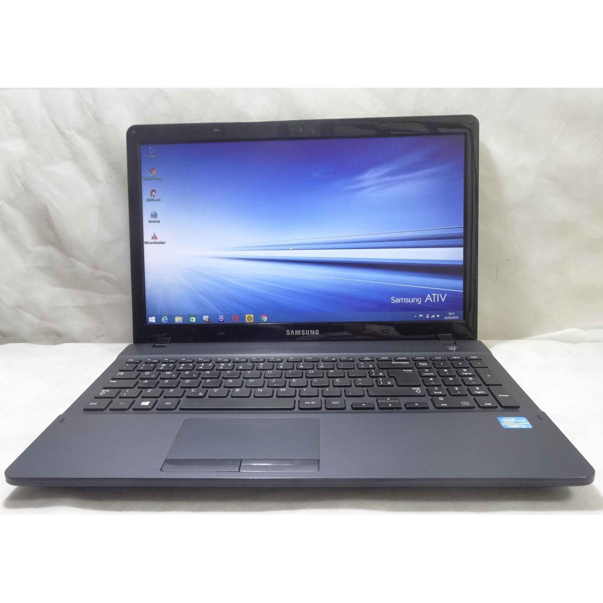 Notebook Samsung 15,6