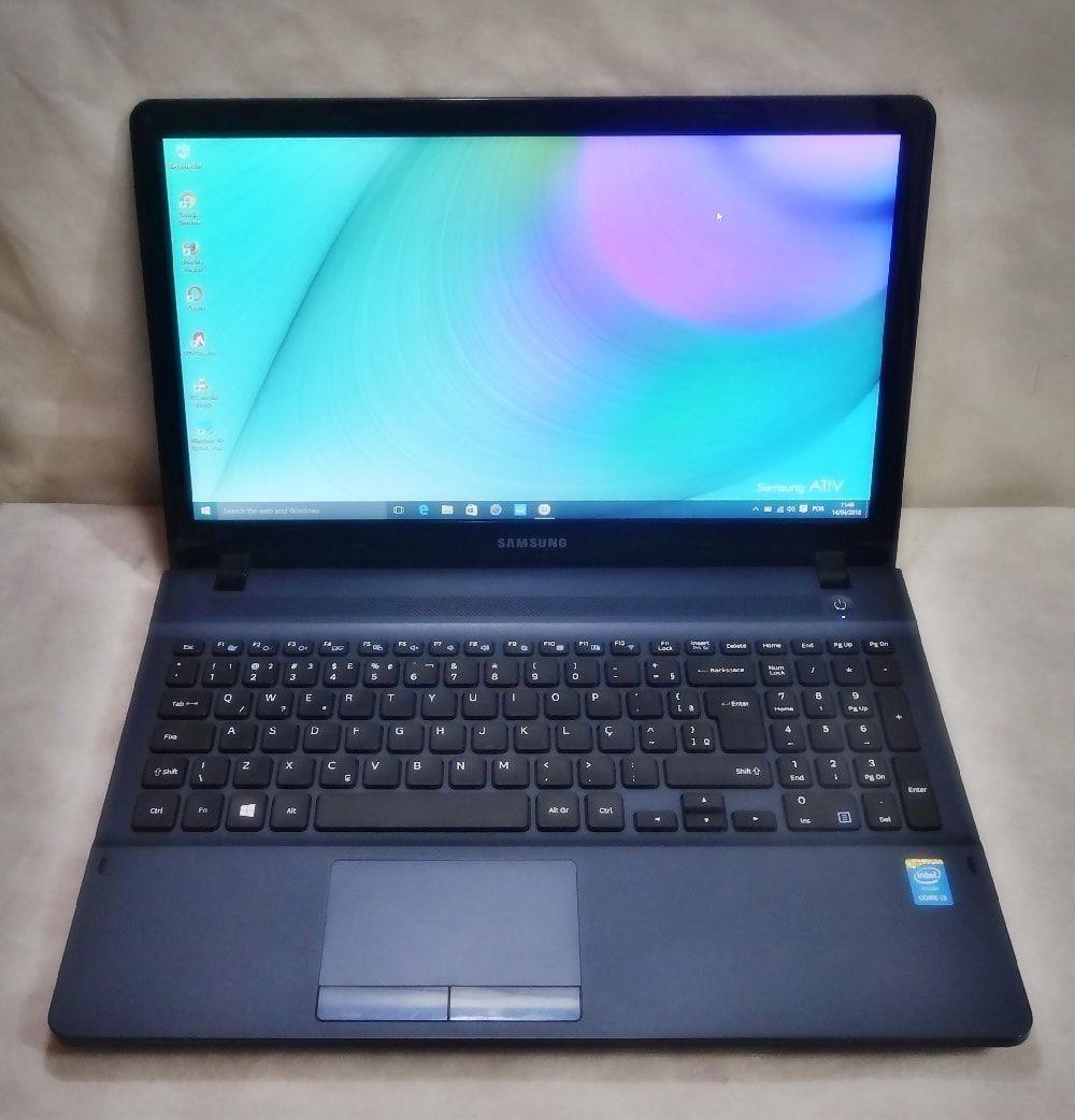 Notebook Samsung NP270E5K 15.6