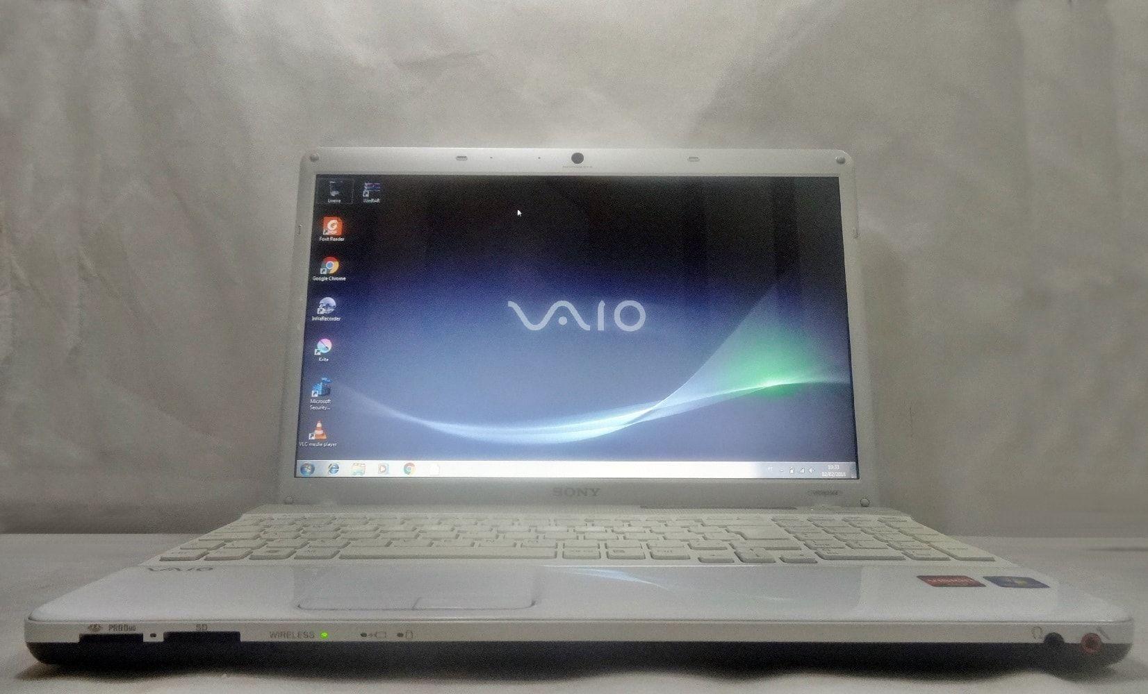 Notebook Sony Vaio VPCEE23EB 15.5