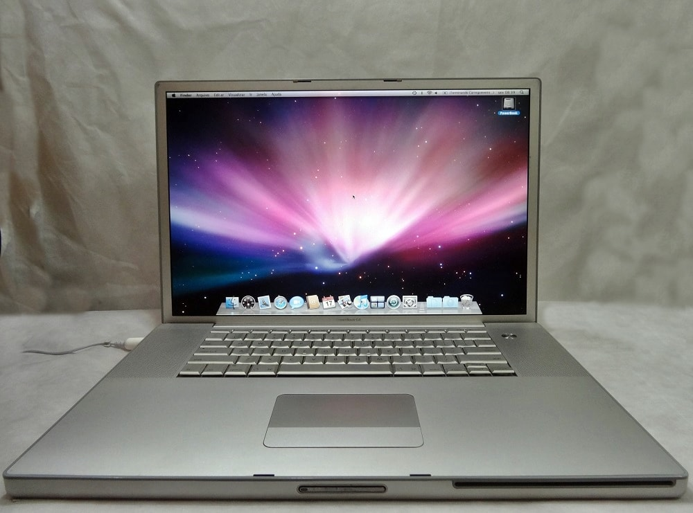 PowerBook G4 M9462LL/A PowerPC G4 1.5GHz 1.5GB HD-80GB