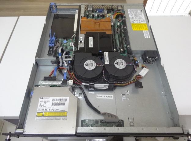 SERVIDOR DELL POWER EDGE R200 INTEL DUAL CORE 2GHz 8GB HD1TB