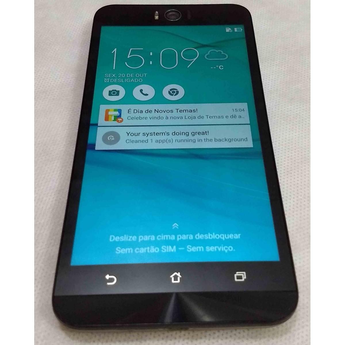 Smartphone Asus Zenfone Selfie 5.5'' 32GB Wifi Bluetooth 4G 13MP