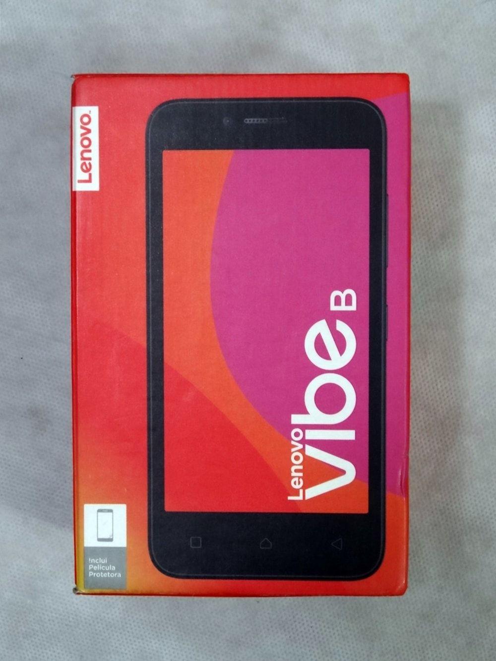 Smartphone Lenovo Vibe B 4.5'' 8GB Android 6.0