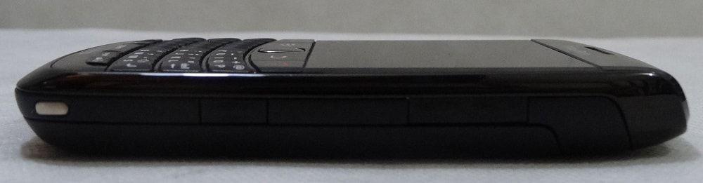 Smartphone Vivo Blackberry Bold 9780 com Câmera 5MP, MP3, Bluetooth, Wi-Fi - Preto
