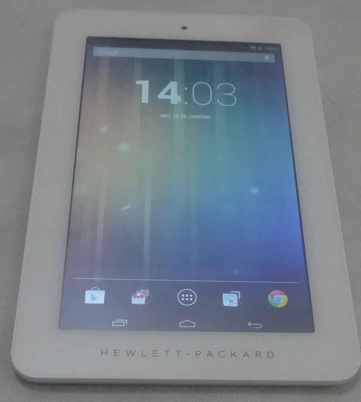 Tablet HP 7.1 1201 7