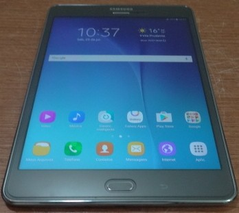 "Tablet Samsung Galaxy Tab A SM-P355M 16GB 8"" 4G Wi-Fi - Android 5.0"