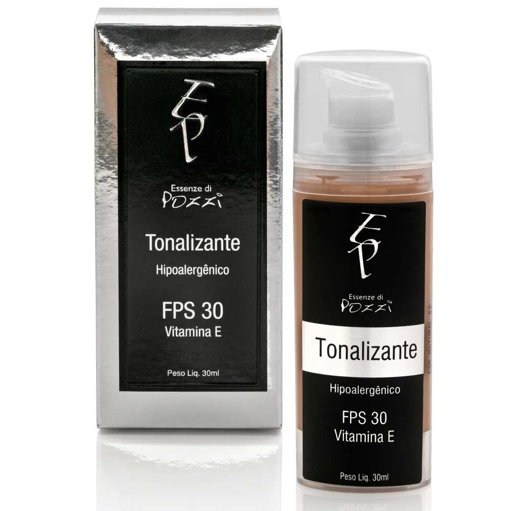 Tonalizante FPS 30 Claro - HIPOALERGENICO  - Essenze di Pozzi