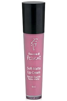 Batom Liquido Matte n6 Pink Milkshake - by Evelyn Regly  - Essenze di Pozzi