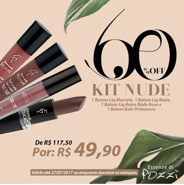 KIT NUDE  - Essenze di Pozzi