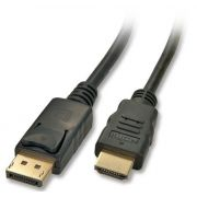 Cabo Displayport x HDMI 1.8 Metros - PC FLORIPA
