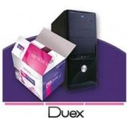 Computador PC DUEX - Intel Dual Core G2030 - 4GB DDR3 - HD 1TB - DVD-RW
