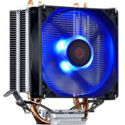 Cooler PCYES Zero K Z2 - AACZK292LDA - Fan 92mm Led Azul - AMD / Intel - PC FLORIPA