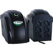 Estabilizador TS SHARA 500VA Preto - 8001 - PC FLORIPA