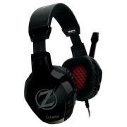 Fone com Microfone Zalman Gamer ZM-HPS300 - PC FLORIPA