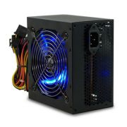 Fonte ATX G-Fire 350W Real - Led Azul - Silenciosa - PC FLORIPA