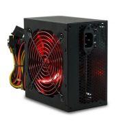 Fonte ATX G-Fire 350W Real - Led Vermelho - Silenciosa - PC FLORIPA