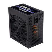 Fonte ATX Zalman 600W Real - PC FLORIPA