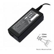 Fonte Compativel MaisMania CCE - Asus - Toshiba - Itautec - Intelbras - Amazon 19V 3.42A -  5.5X2.5 - PC FLORIPA