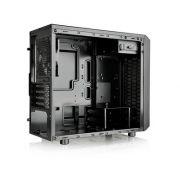 Gabinete ATX Thermaltake VERSA H15 Preto - CA-1D4-00S1NN-00 - PC FLORIPA