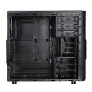 Gabinete ATX Thermaltake VERSA H22 Preto - CA-1B3-00M1NN-00 - USB 3.0 - PC FLORIPA