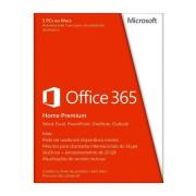 Office 365 Home Premium FPP - Licença até 5 usuarios MAC ou PC - PC FLORIPA
