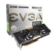 Placa de V�deo 2GB PCI-E Nvidia Geforce GTX770 - 256-Bit