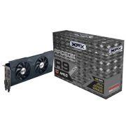 Placa de Vídeo 4GB PCI-E ATI Radeon R9 390X - 256-Bit - PC FLORIPA