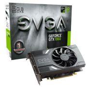 Placa de Vídeo 6GB PCI-E Nvidia Geforce GTX1060 - 192-Bit - PC FLORIPA