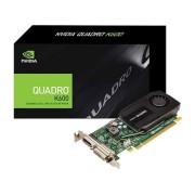 Placa de Vídeo PNY Quadro K600 1GB - 128-Bit - PC FLORIPA