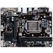 Placa Mãe 1151 Gigabyte GA-H110M-H - DDR3 - USB 3.0 - SATA 6GB/s - Audio 7.1 - HDMI - PC FLORIPA