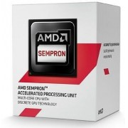 Processador AMD Sempron AM1 2650 1.45GHz - GPU Radeon HD 8240 - PC FLORIPA