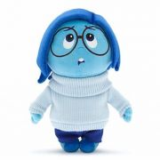 Pelúcia Disney Sadness De Inside Out, Da Disney Pixar, 28 Cm