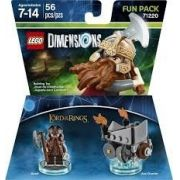 - Lego Dimensions Lord Of Rings - 71220 - Fun Pack 56 Peças
