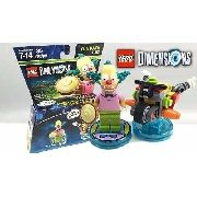 Lego Dimensions Krust The Simpsons - Fun Pack 71227 Peças