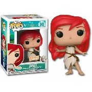 Funko Pop Disney The Little Mermaid Ariel Boxlunch Exclusivo