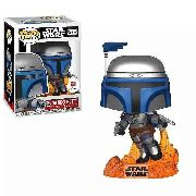 Funko Pop Star Wars Jango Fett Exclusivo W # 285