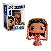 Funko Pop Disney Princesa Jasmine Aladim Hot Topic # 543