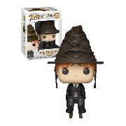 Funko Pop Ron Weasley Sorting Hat #72 Harry Potter