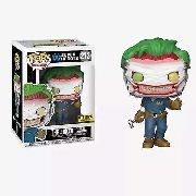 Funko Pop Dc The Joker Death Of The Family Hot Topic # 273
