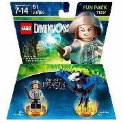 Lego Dimensions Animais Fantasticos Harry Potter