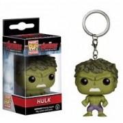 Funko Pop Chaveiro Hulk - Marvel
