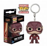 Funko Pop Chaveiro  The Flash DC Comics