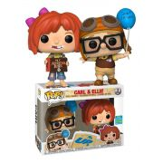 Funko Pop Disney Up Altas Aventuras Carl & Ellie Exclusivo