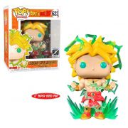 Funko Pop Dragon Ball Z Legendary Super Saiyan Broly Edição Especial
