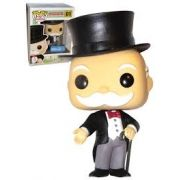 Funko Pop Mr. Monopoly - Exclusivo Walmart