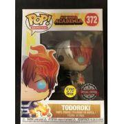 Funko Pop My Hero Academia Todoroki 372 Glows in the dark