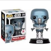 Funko Pop Star Wars  Medical Droid W Exclusive