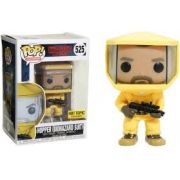 Funko Pop Stranger Things Hopper (Biohazard Suit) - Hot Topic