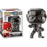 Funko Pop The Flash Cromado Exclusivo Fugitivetoys # 208