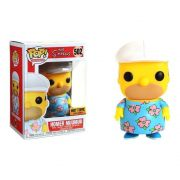 Funko Pop The Simpsons Homer MuuMuu Exclusivo Hot Topic